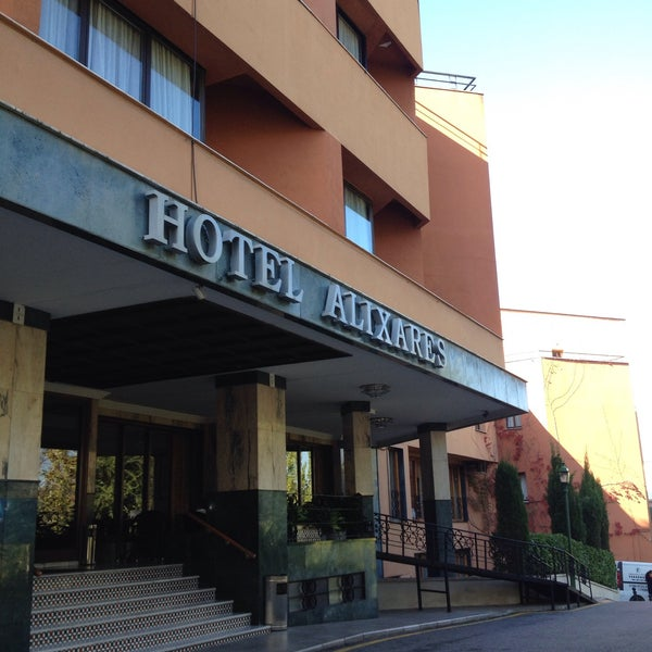 Photo taken at Hotel Alixares by Наталья on 11/5/2015