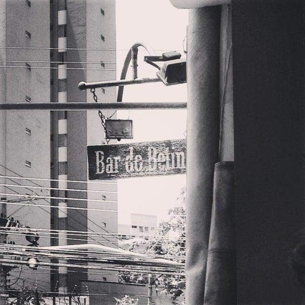 Foto tirada no(a) Bar do Betinho por Felipe B. em 2/20/2013