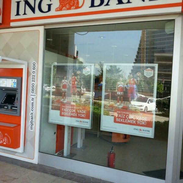 ING Bank - Bank in Atatürk