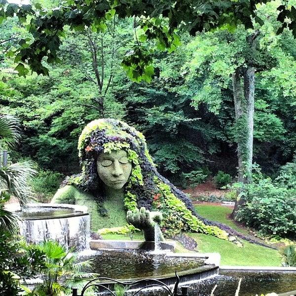 Photo taken at Atlanta Botanical Garden by Jihyun O. on 6/30/2013