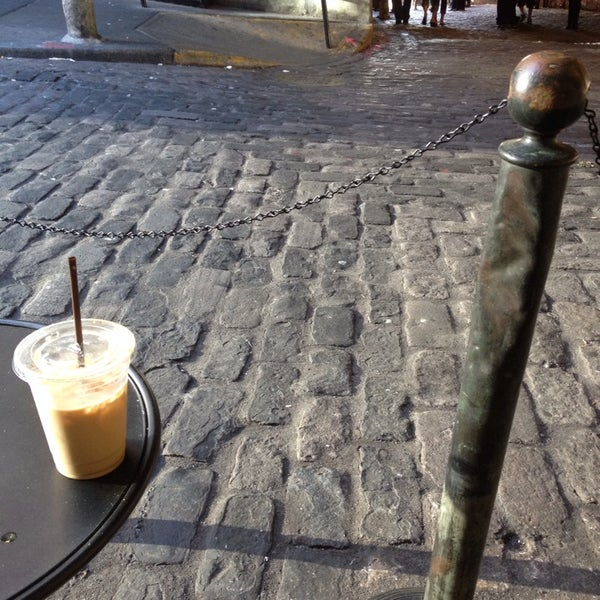 Photo taken at Ghost Alley Espresso by Suze on 9/6/2014