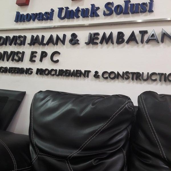 Pt Hutama Karya Office In Jakarta