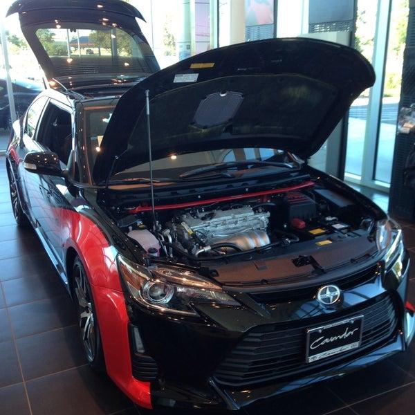 Cavender Toyota Auto Dealership In San Antonio