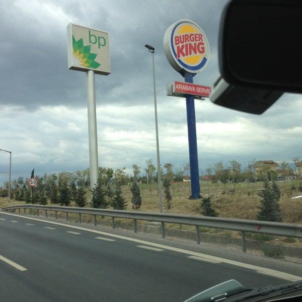 Photo taken at Burger King by Ümit C. on 8/31/2013