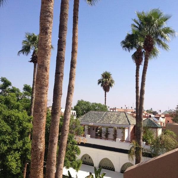Les jardins de la medina marrakech marrakech for Le jardin de la medina