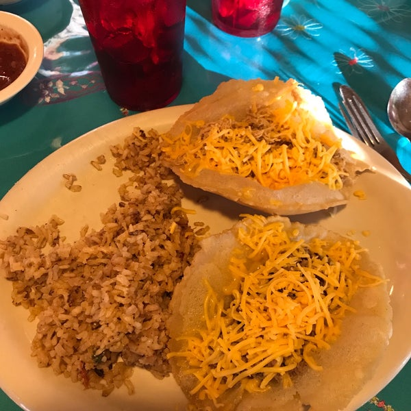 Photo Taken At La Fiesta Patio Cafe By Michael L. F. On 8/30/2017