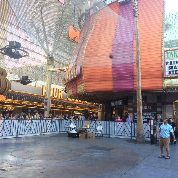 Photo taken at Downtown Las Vegas by Olli on 3/15/2017