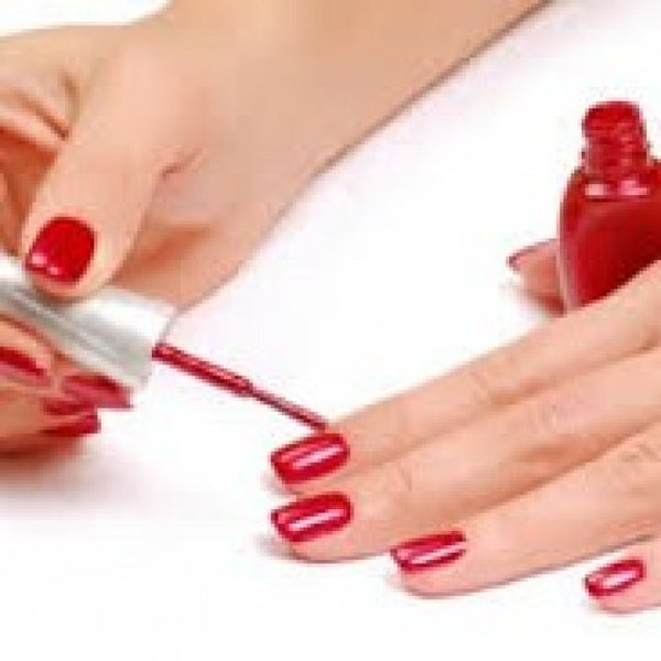 Polished Nail Bar 3 Tips