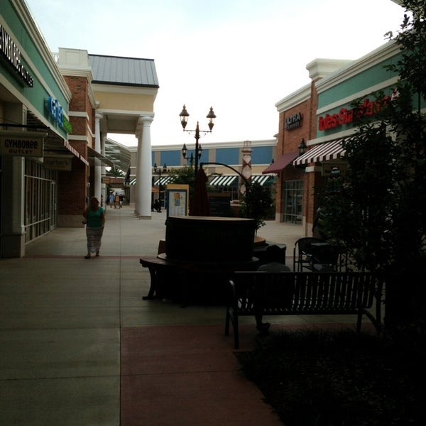 Photo taken at Tanger Outlet Mebane by Ondra S. on 8/15/2013
