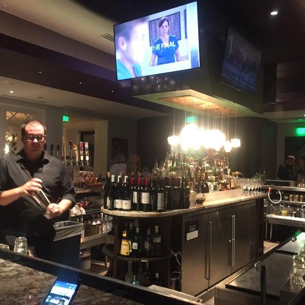 photo taken at hilton garden inn bar by allison c on 713 - Hilton Garden Inn Myrtle Beach