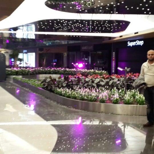 Photo taken at Zorlu Center Şantiyesi by Mehmet Emin D. on 10/6/2013