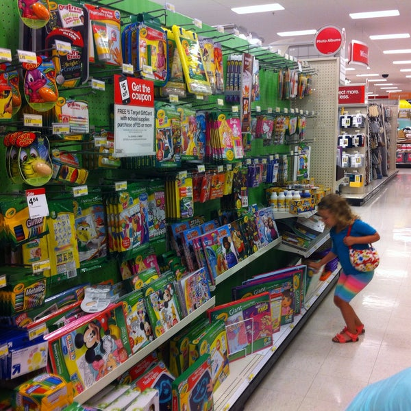 Photo taken at Target by Barry P. on 8/4/2015