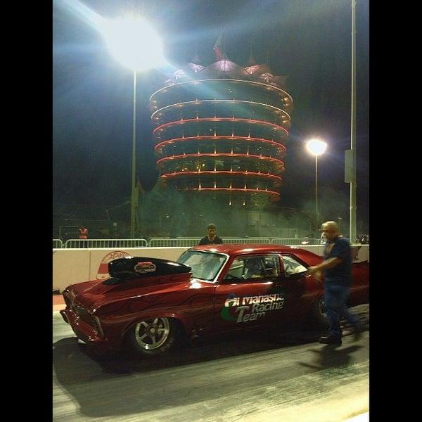 Foto scattata a Bahrain International Circuit da Hussain A. il 10/17/2012