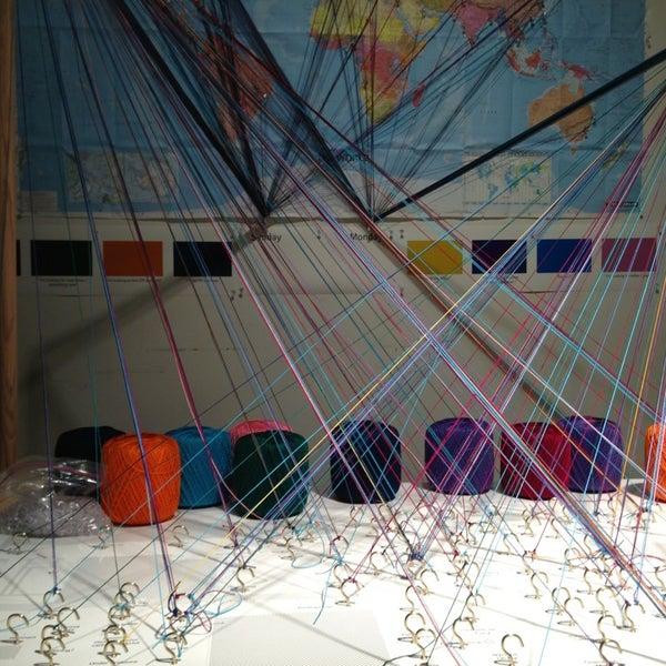 Photo taken at NYU ITP by Sean S. on 12/18/2012