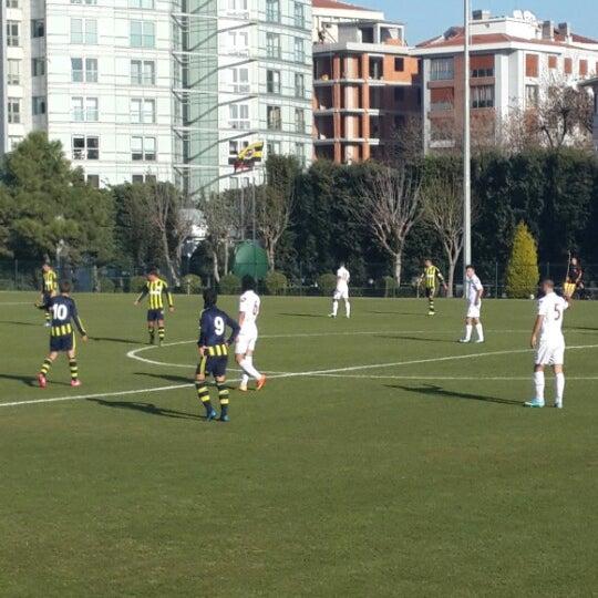 12/24/2013 tarihinde Melek D.ziyaretçi tarafından Fenerbahce Spor Okulları'de çekilen fotoğraf