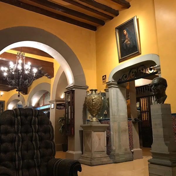 Foto tomada en Hotel Posada Santa Fe por hokiaさん el 8/5/2018