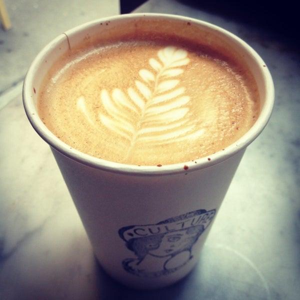 Das Foto wurde bei Culture Espresso von Rose d. am 12/31/2012 aufgenommen