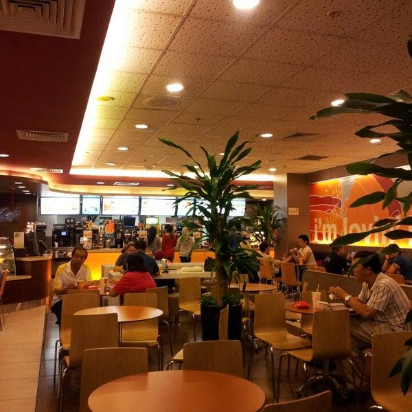 Photo taken at McDonald's / McCafé by David T. on 12/6/2013