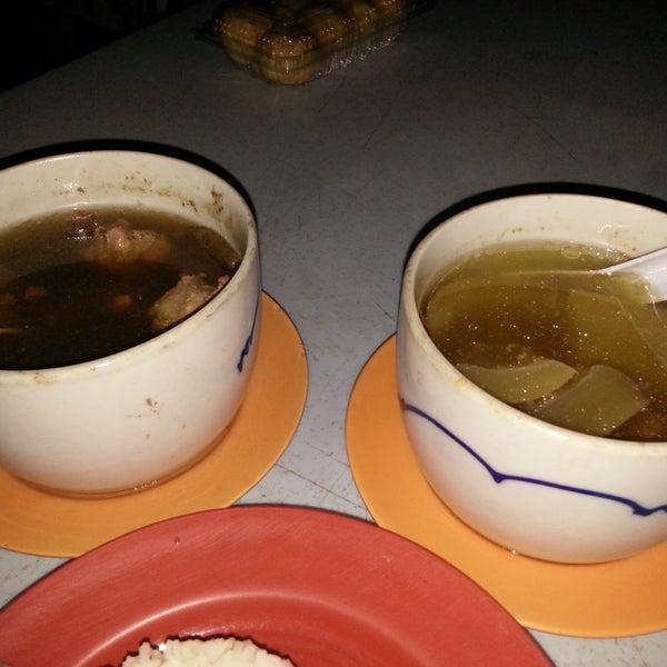 Steam From Soup ~ Meng kee steam soup restaurante chinês em petaling jaya