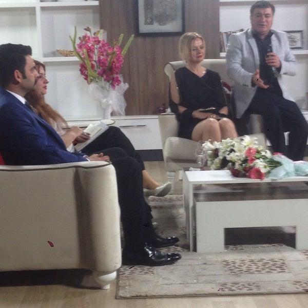 4/12/2015 tarihinde Engin A.ziyaretçi tarafından Rumeli Tv'de çekilen fotoğraf