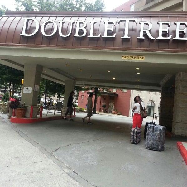 A Doubletree By Hilton Hotel In: DoubleTree By Hilton Hotel Atlanta Downtown