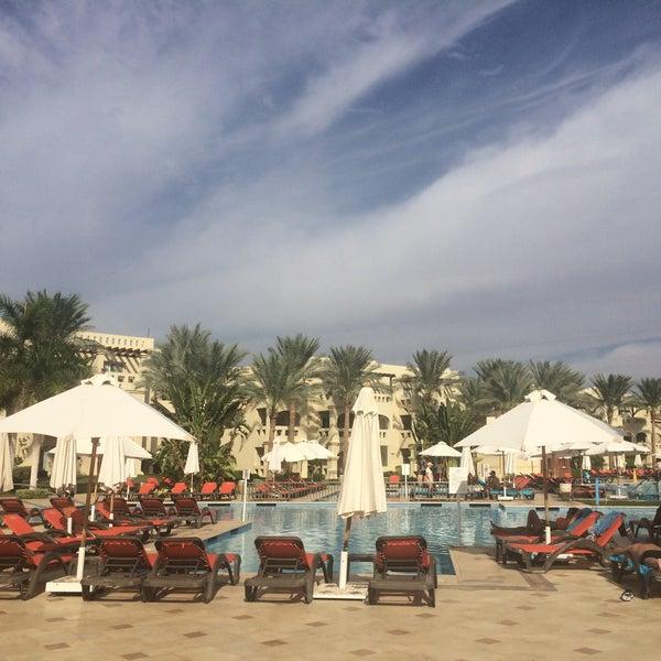 11/7/2016 tarihinde Viktoria N.ziyaretçi tarafından Rixos Sharm El Sheikh'de çekilen fotoğraf