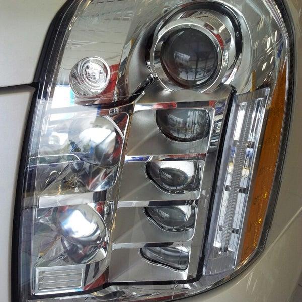 Photo Taken At Dan Vaden Chevrolet Cadillac By GaySavannah O. On 9/17/