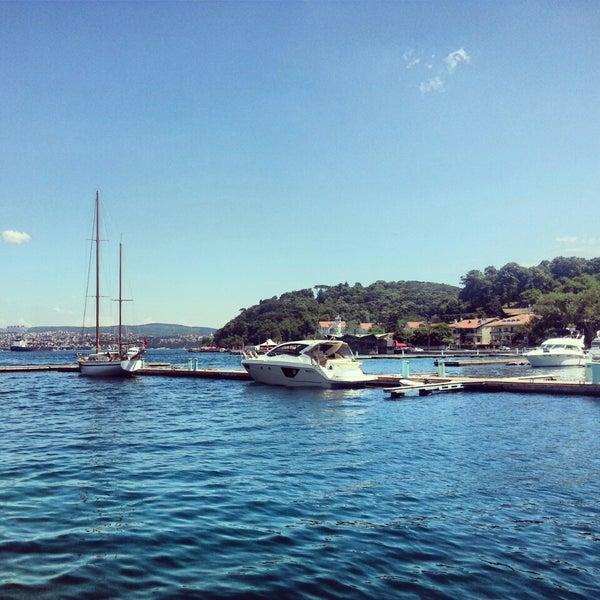 6/1/2013 tarihinde Deniz D.ziyaretçi tarafından The Grand Tarabya'de çekilen fotoğraf