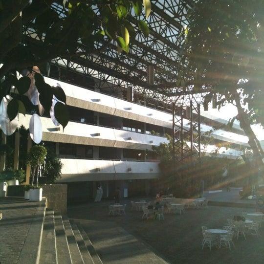 12/4/2012 tarihinde Cris V.ziyaretçi tarafından Universidad La Salle'de çekilen fotoğraf