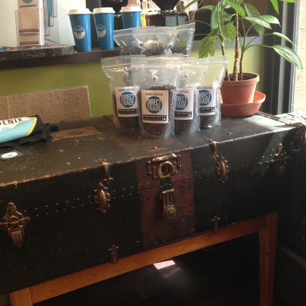 Photo taken at Phoenix Coffee by Beth V. on 8/19/2013