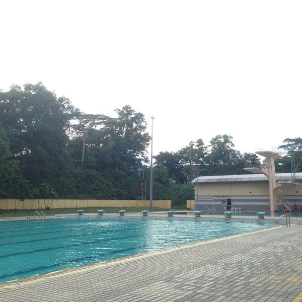 Mbjb Swimming Pool Johor Bahru Johor