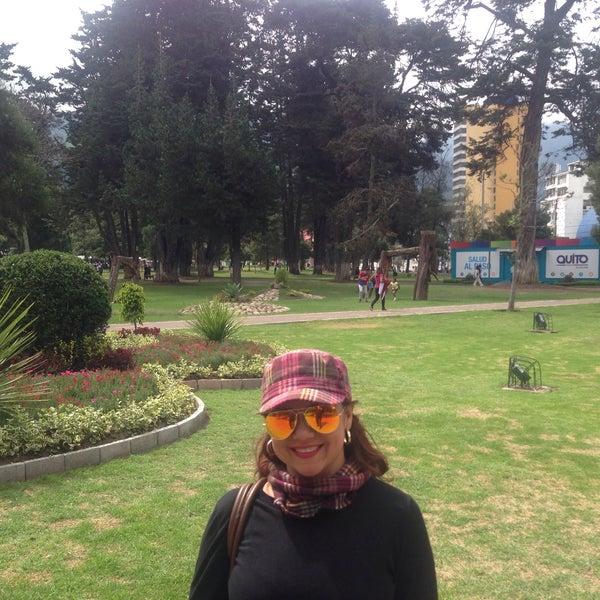 Foto tomada en Parque El Ejido por Maria Rossana H. el 3/12/2016