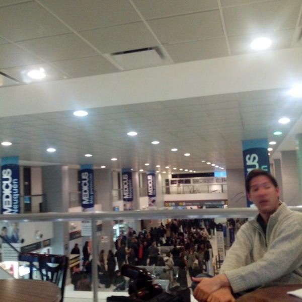 Foto tomada en Aeropuerto Internacional del Neuquén - Presidente Juan D. Perón (NQN) por Diego D. el 8/22/2013