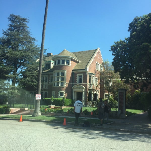 Rosenheim mansion sito storico in los angeles for Sito storico