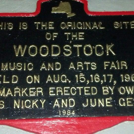 Happy 44th birthday Woodstock