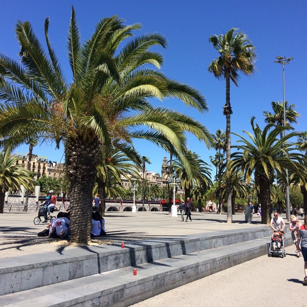 Photo taken at OneOcean Port Vell Barcelona by Sébastien J. on 5/6/2017