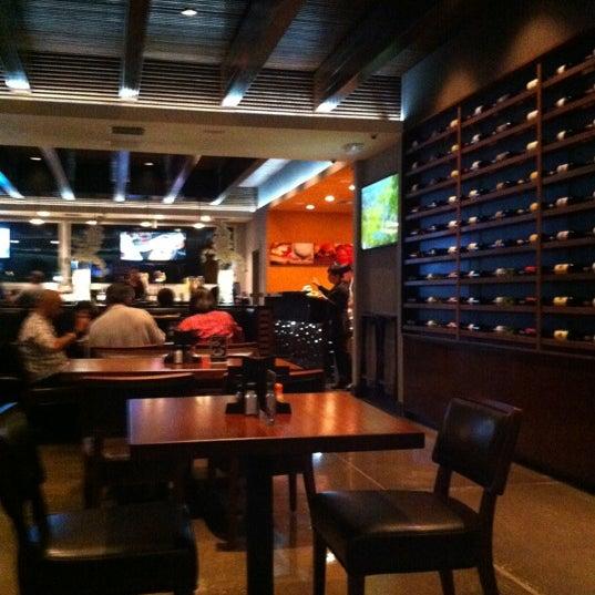 Photo taken at Tartini Pizzeria & Spaghetteria by Trish K. on 12/11/2012