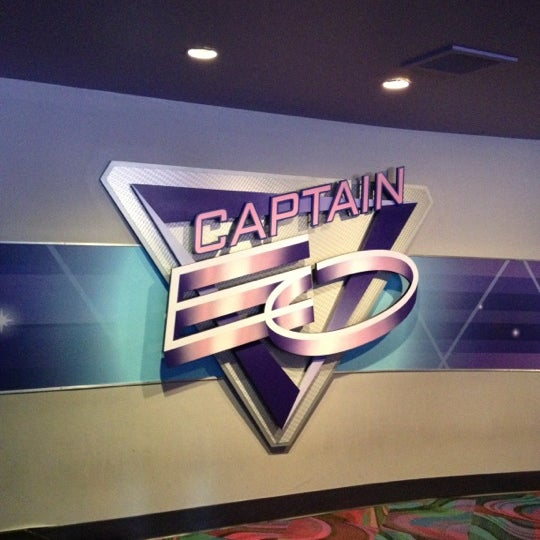 Photo taken at Captain EO by Martin P. on 5/18/2013