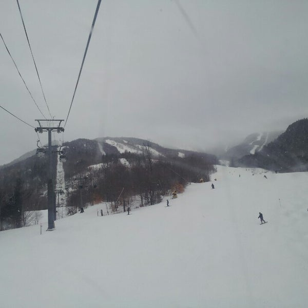 Photo taken at Whiteface Mountain by Chris R. on 3/3/2013