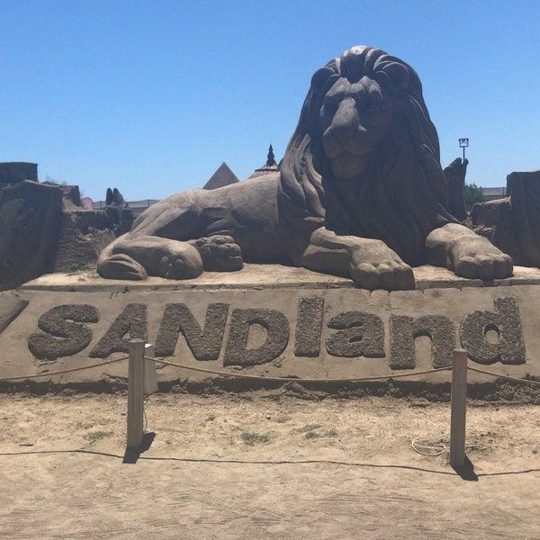 8/14/2018 tarihinde Yasemin F.ziyaretçi tarafından Sandland'de çekilen fotoğraf
