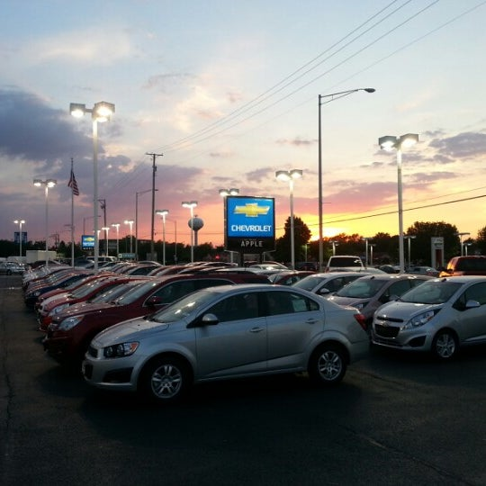 Photo Taken At Apple Chevrolet By Tom G. On 6/20/2013