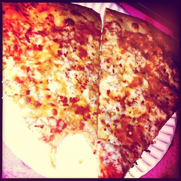 Photo taken at 99¢ Fresh Pizza by Howard J. on 12/30/2012