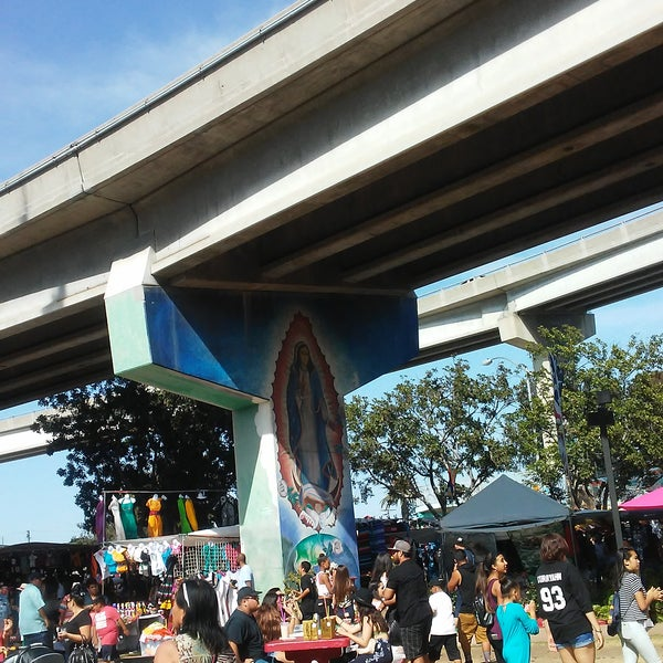 Photo taken at Chicano Park by Alfa S. on 4/23/2017