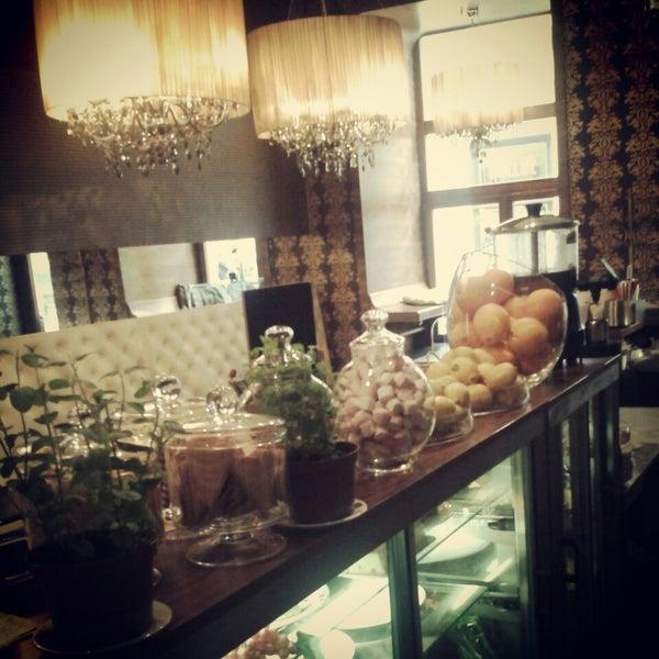 Photo taken at Choco Cafe by Kaja F. on 11/5/2013