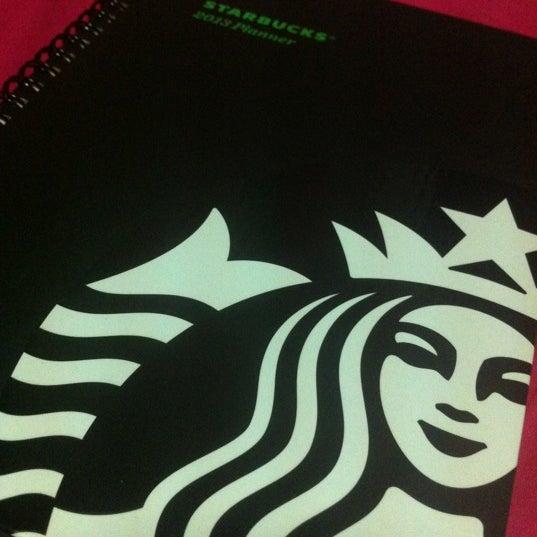 Photo taken at Starbucks by KhaK S. on 11/16/2012