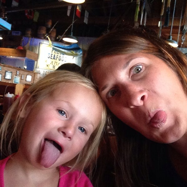Photo taken at Fisherman's Wharf Seafood House by Alyson M. on 7/31/2014
