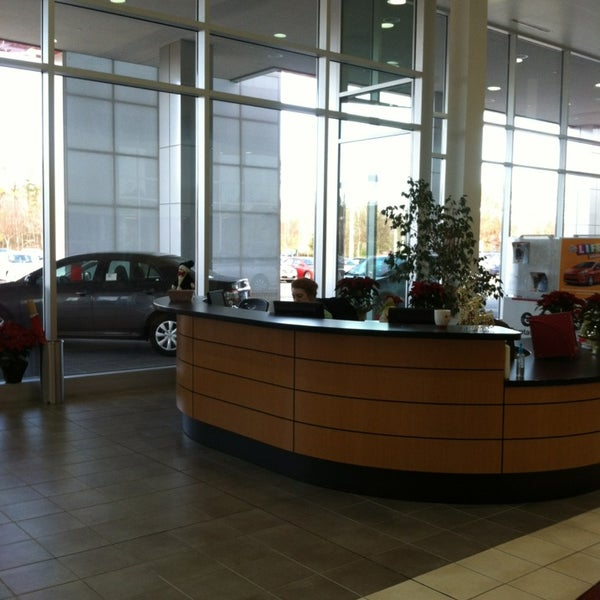 Photo Taken At Pearson Toyota By Lanny P. On 12/22/2012