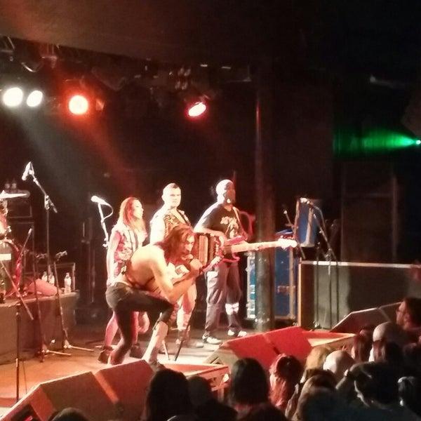 Photo taken at Rock City by Ezgi E. on 12/15/2014