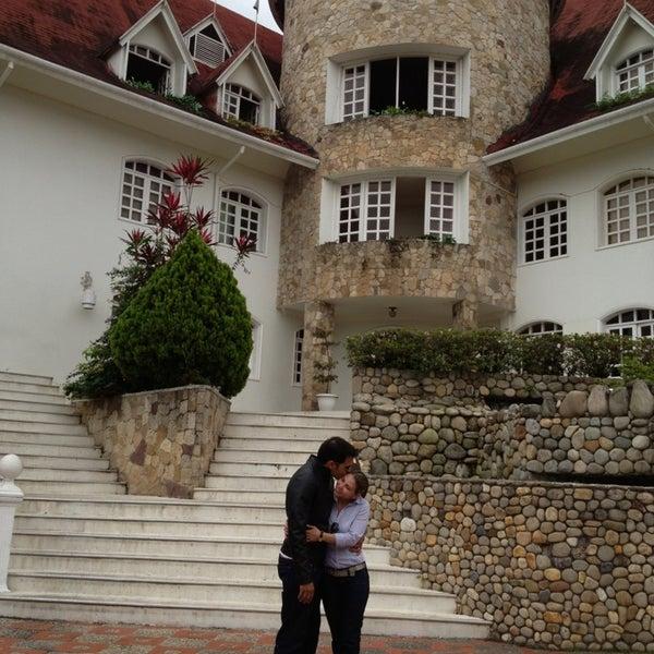 Foto tomada en Castillo De La Fantasia Gran Hotel por Agustin I. el 2/10/2013