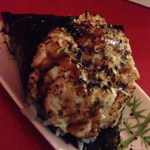 Foto tirada no(a) Sociedade do Sushi por Kauanny I. em 7/1/2014